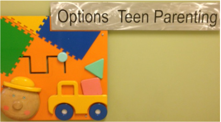 Programs for Teen Parents - Parent Connection